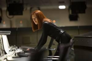 Captain America: The Winter Soldier: Scarlett Johansson (Natasha Romanoff / Black Widow)