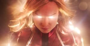 Captain Marvel 3D: Brie Larson (Carol Danvers / Captain Marvel)