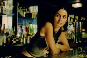 Carrie-Anne Moss in Memento