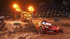 Cars 3 3D filmstill