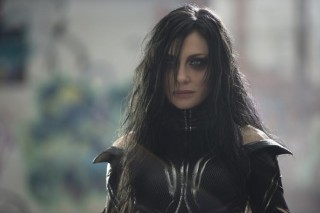Cate Blanchett in Thor: Ragnarök