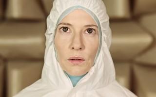 Cate Blanchett in Manifesto