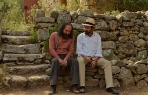 Guillaume Canet (Emile Zola) en Guillaume Gallienne (Paul Cézanne)