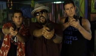 Jonah Hill, Ice Cube en Channing Tatum in 22 Jump Street