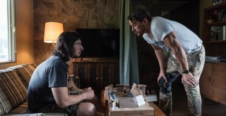 Adam Driver en Channing Tatum in Logan Lucky