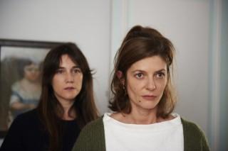 Charlotte Gainsbourg en Chiara Mastroianni in 3 coeurs