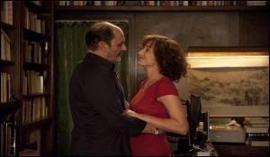 Cherchez Hortense: Jean-Pierre Bacri (Damien) en Kristin Scott Thomas (Iva)
