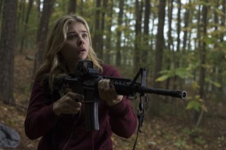 Chloë Grace Moretz in The 5th Wave