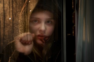 Chloë Grace Moretz in Let Me In