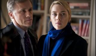 Christoph Waltz en Kate Winslet in Carnage