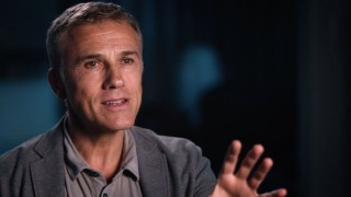Christoph Waltz in QT8: The First Eight