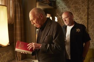 Christopher Plummer en Dean Norris in Remember