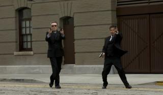 Christopher Walken en Al Pacino in Stand Up Guys