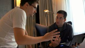 Citizenfour: Edward Snowden (Zichzelf)