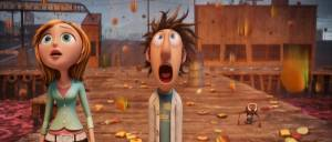Cloudy with a Chance of Meatballs filmstill