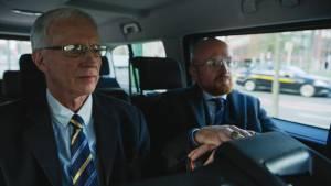 Cold Case Hammarskjöld: Göran Björkdahl (Zichzelf) en Mads Brügger (Zichzelf)