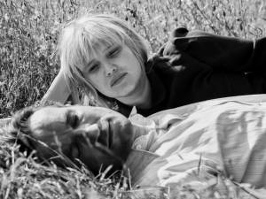 Joanna Kulig (Zula) en Tomasz Kot (Wiktor)