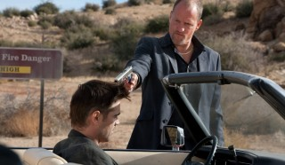 Woody Harrelson en Colin Farrell in Seven Psychopaths