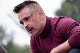Colin Farrell in Ava