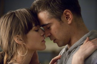 Colin Farrell en Keira Knightley in London Boulevard