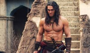 Conan the Barbarian: Jason Momoa (Conan)