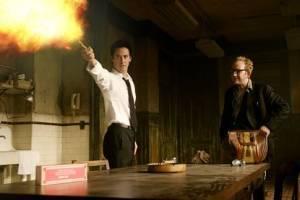Max Baker & Keanu Reeves in Constantine