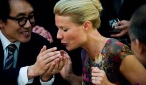 Contagion: Gwyneth Paltrow (Beth Emhoff)