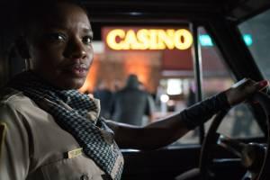 Copshop: Alexis Louder (Valerie Young)