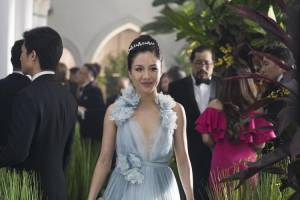 Crazy Rich Asians: Constance Wu (Rachel Chu)