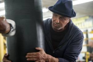 Creed: Sylvester Stallone (Rocky Balboa)