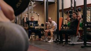 Martijn Fischer, Huub Smit en Daniël Boissevain in Mannen van Mars