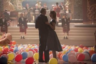 Daniel Day-Lewis en Vicky Krieps in Phantom Thread