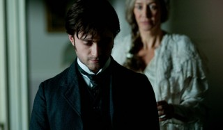 Janet McTeer en Daniel Radcliffe in The Woman in Black