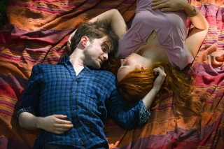 Daniel Radcliffe en Juno Temple in Horns