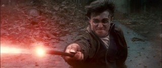 Daniel Radcliffe in Harry Potter and the Deathly Hallows: Part I