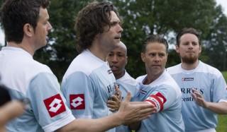 Kasper van Kooten, Daniël Boissevain, Raymi Sambo, Danny de Munk en Cas Jansen in All Stars 2: Old Stars