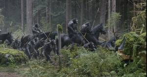 Dawn of the Planet of the Apes filmstill