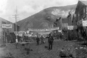 Dawson City: Frozen Time filmstill