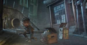 De Boxtrollen 3D (NL) filmstill