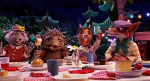 De dieren uit het Hakkebakkebos filmstill
