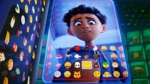 De Emoji Film 3D (NL) filmstill