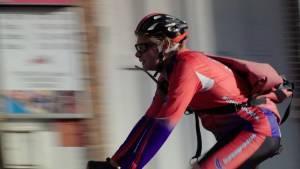 De fietser filmstill