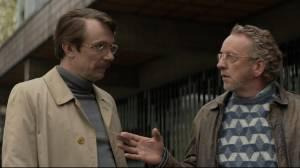 De Grote Zwaen: Peter van de Witte (Gerard) en Ton Kas (Leon)
