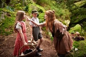De Kleine Heks (NL): Karoline Herfurth (Die kleine Hexe)