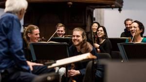 De Matthäus Passion - De complete uitvoering van Reinbert de Leeuw filmstill