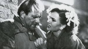 De schorpioen: Peter Tuinman (Loe Wolff) en Monique van de Ven (Anna)