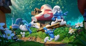 De Smurfen en het verloren dorp (NL) filmstill