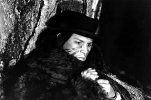 Johnny Depp als William Blake