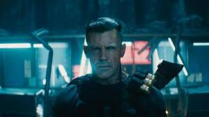 Deadpool 2: Josh Brolin (Nathan Summers / Cable)