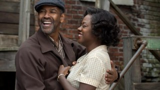 Denzel Washington en Viola Davis in Fences